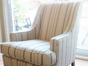 Simple but Classy Upholstered Chair
