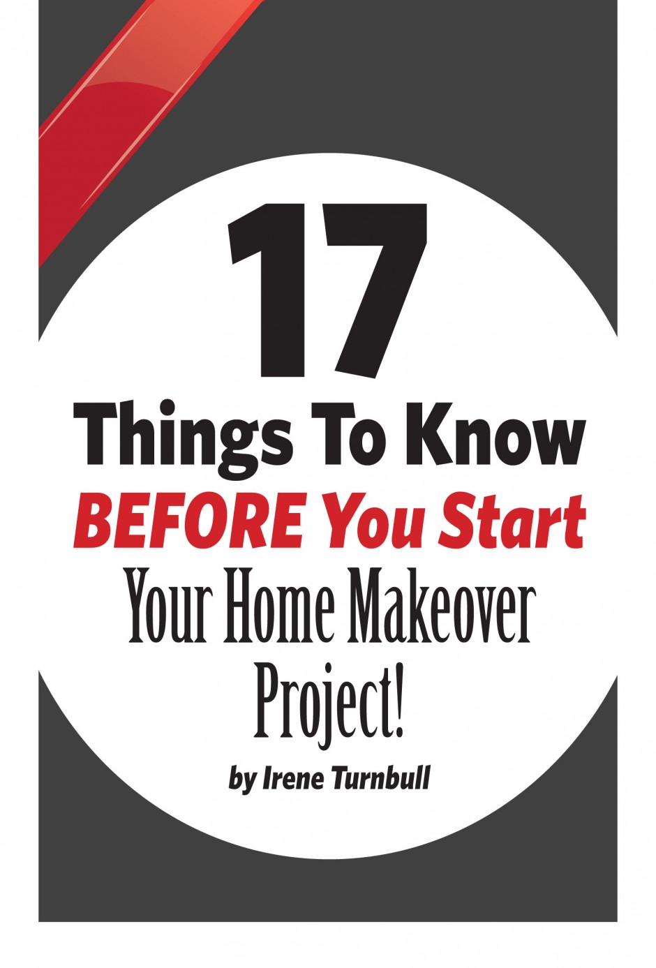 17 Things To Know Before You Start Your Home Make-Over Project
